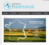12-2012 TELETRAVAIL Tour France