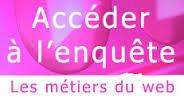 ENQUETE METIERS WEB logo