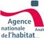 AGENCE NATIONALE HABITAT logo
