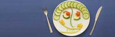 Aliments assiette