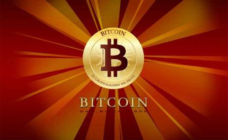 BITCOIN Logo 04-2014