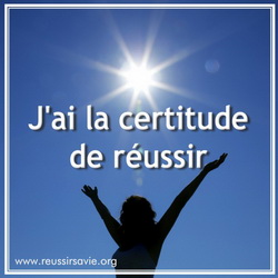 CERTITUDE REUSIR