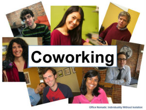 COWORKING rires