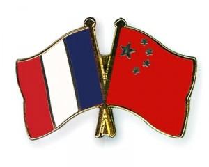 Drapeau FRANCE-CHINE
