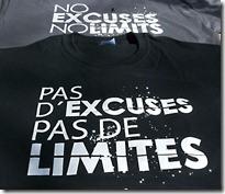 ADDICTIONS pas excuses SLOGAN