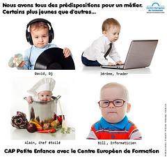 ENFANTS Métiers humour