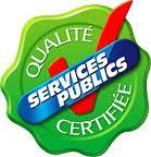 FONCTION PUBLIQUE certification Logo
