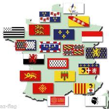 CARTE FRANCE drapeaux