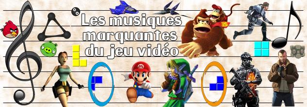 JEUX VIDEO Logo Musique