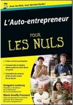 AUTO-ENTREPRENEURS Book pour nuls