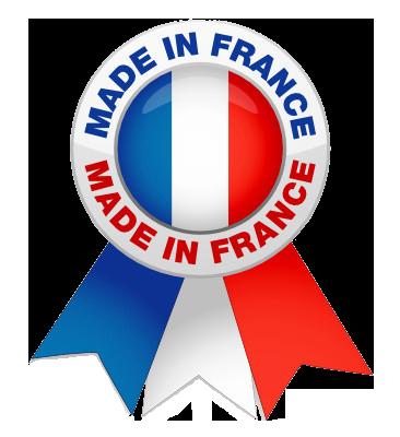 FRANCE made. Logo