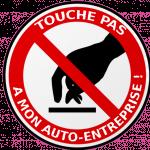 Logo TOUCHE PAS A MON AUTO- ENTREPRISE