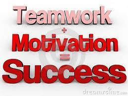 MOTIVATION Teamwork...