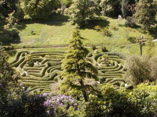 PAYSAGE Labyrinthe