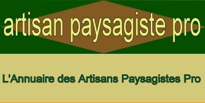 PAYSAGISTE Artisan LOGO