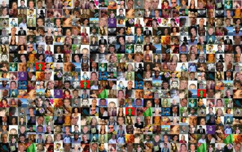 PEOPLE petites images. Swilk.com