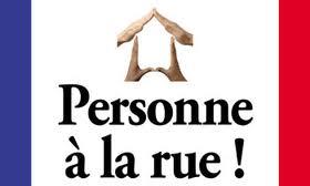 PERSONNE A LA RUE logo