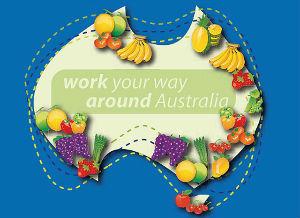 SAISONNIER en AUSTRALIE job